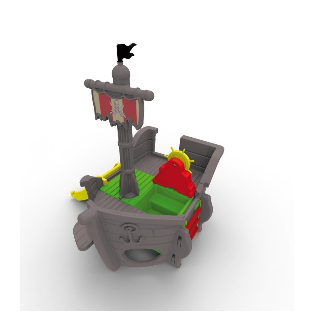 Navio dos Piratas Xalingo